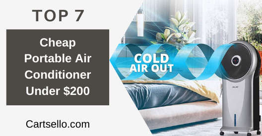 Cheap Portable Air Conditioner Under $200