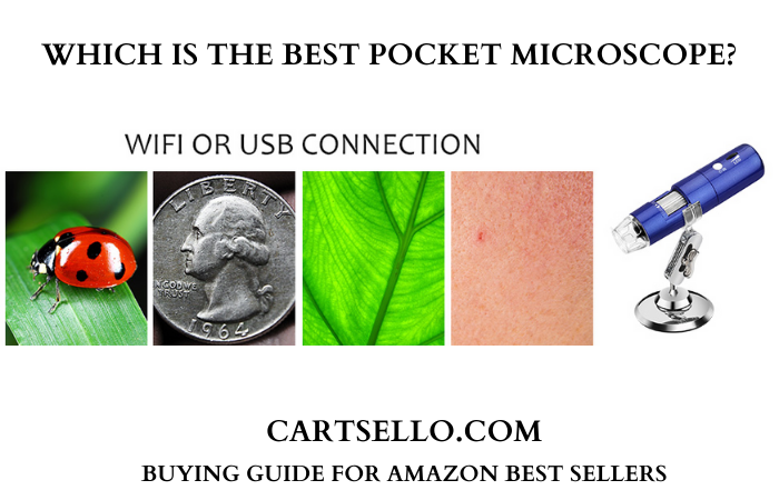 Which is the best pocket microscope