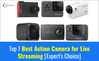 Best Action Camera for Live Streaming